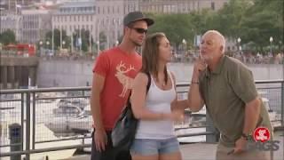 Just for Laughs - Kissing a Stranger Prank