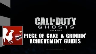 Call of Duty: Ghosts - Piece of cake & Grindin
