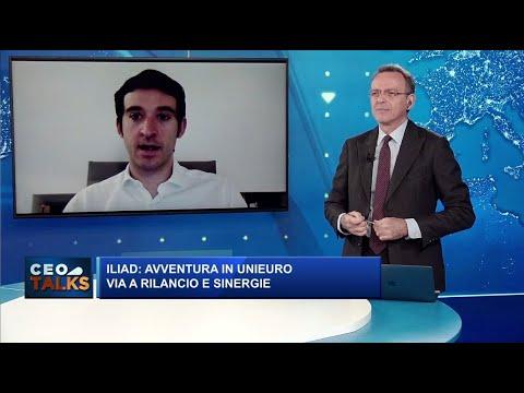 """CEO Talks - Levi, CEO di Iliad Italia: """"Il 12% in Unieuro è solo l'inizio"""""""