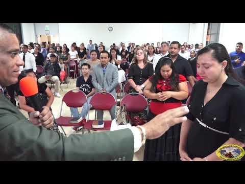 MINISTERIO RESTAURANDO VIDAS PARA CRISTO/ PASTOR ANGEL SANTANA