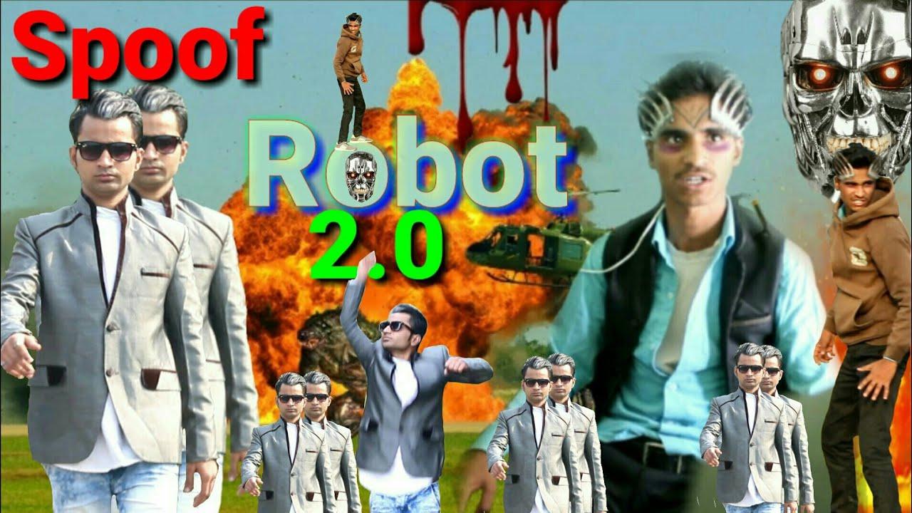 Download Robot2.0||spoof||robot||comedy