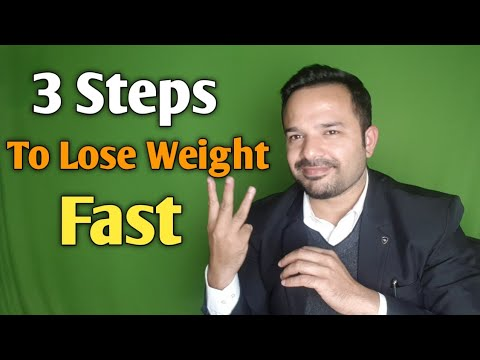 3-scientific-steps-to-lose-weight-fast