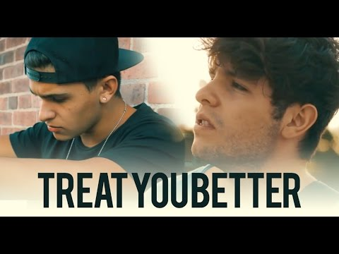 Shawn Mendes - Treat You Better (Tyler & Ryan Cover)