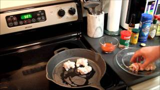 Cajun  Barbecued Shrimp Recipe From  New Orleans