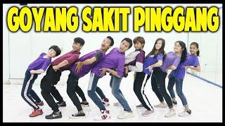 Download GOYANG SAKIT PINGGANG - CHOREOGRAPHY BY DIEGO TAKUPAZ