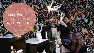 拜訪極致設計感LightForm燈飾店 | Interior Designers Visiting LightForm Canada
