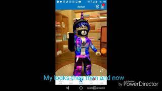 Mi avatar para mi vida en roblox