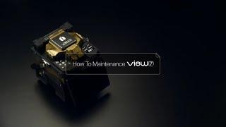 View 7 Maintenance Video INNO Instrument