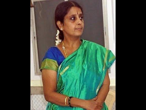 Sravanam Upanyasam Kum.Srinidhi Raman Introduction by Smt.Padma