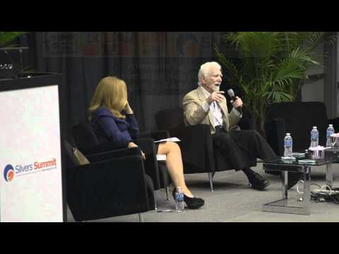 Silvers Summit - Conversation With The Change Agent on Technology - CES 2012