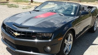 Chevrolet Camaro 45th Anniversary Edition 2012 Videos
