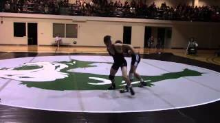 Greensboro College Wrestling vs. Davidson College