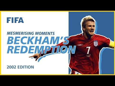 Beckham's Argentina Redemption | Korea/Japan 2002 | Mesmerising Moments