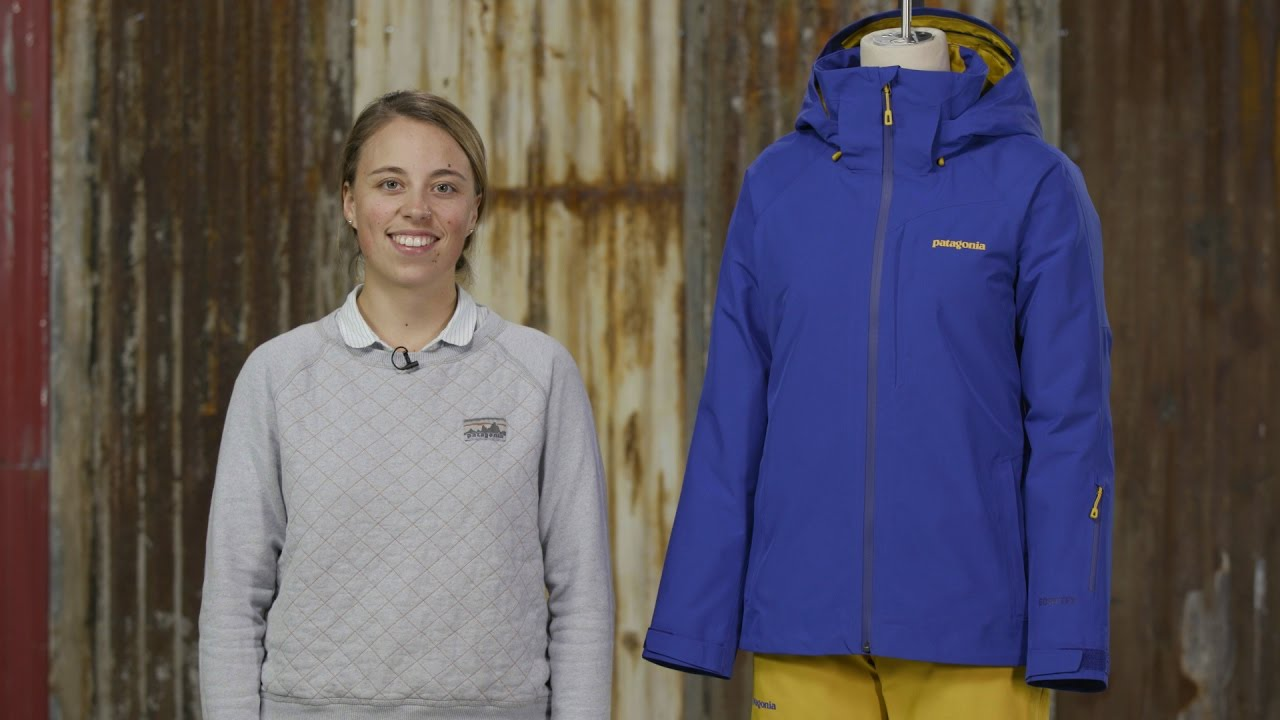 Patagonia women's insulated powder bowl jacket sale