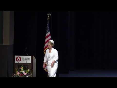 Richmond Community College's Associate Degree Nursing Pinning Ceremony - 2020