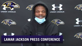 Lamar Jackson: Don't Worry About the Naysayers | Baltimore Ravens