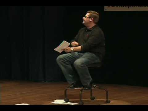 TEDxLansing - Bob Fish - Random Entrepreneurial Thoughts