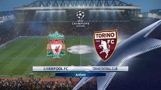 Liverpool vs Torino - 2018/19 Season - New Signings Friendly - PES 2018