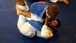Barra Technique Tuesday – Half Guard