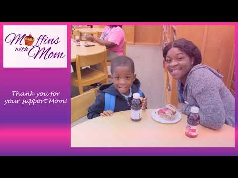 Muffins with Mom (Hardeeville Elementary School)