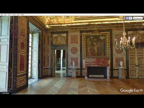 Virtual Sightseeing Palace Versailles