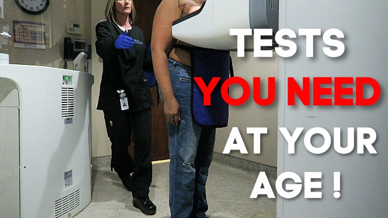 Doctor Shares CHECKUP & MEDICAL TESTS  YOU NEED at YOUR AGE ! #medicaldoctor #healthtips #labs