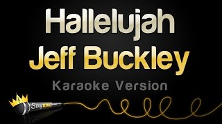 Jeff Buckley - Hallelujah (Karaoke Version)