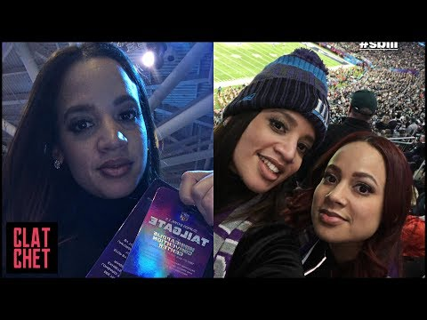 Dascha Polanco: The Eagles Won My Heart!