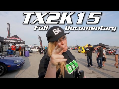 TX2K15 Documentary - Texas Streets & Track Racing at Royal Purple Raceway - Click Fifth & IMV Films