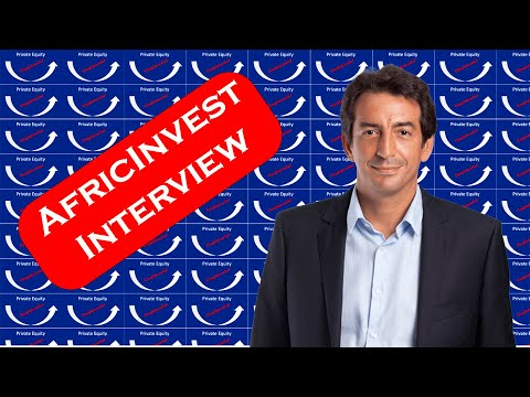 Interview of AfricInvest, a pan African private equity fund with €600m under management.