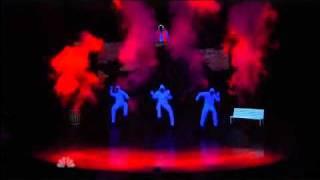 Fighting Gravity, All 5 Performances - America