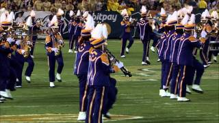 Alcorn State - Marching Band 2015 - Sounds of Dyn-O-mite