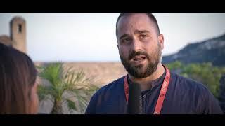 """Valerio Manisi con """"Vivi la vita"""" all'Ischia Film Festival 2019"""