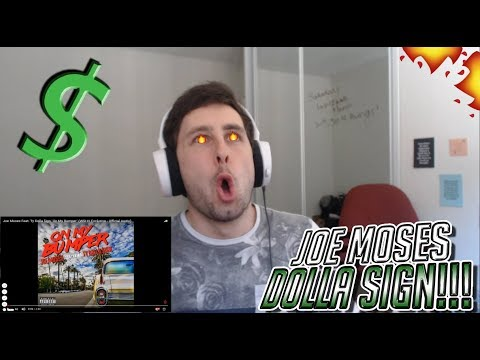 Joe Moses ft. Ty Dolla $ign - On My Bumper - REACTION
