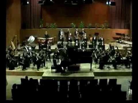 Beethoven Concerto No.3, Sung Suk Kang -piano & Sandro Cuturello -conductor.  3 Mov. Rondo