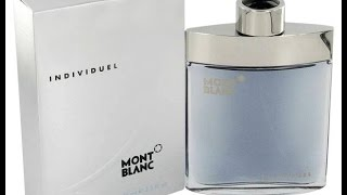 Fragrant Verve: Mont Blanc Individuel - Fragrance & Cologne Reviews