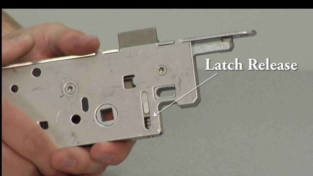 how to get a door lock open