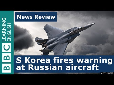 South Korea fires warning at Russian military aircraft in its airspace - News Review