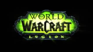 World of Warcraft Legion Заставка