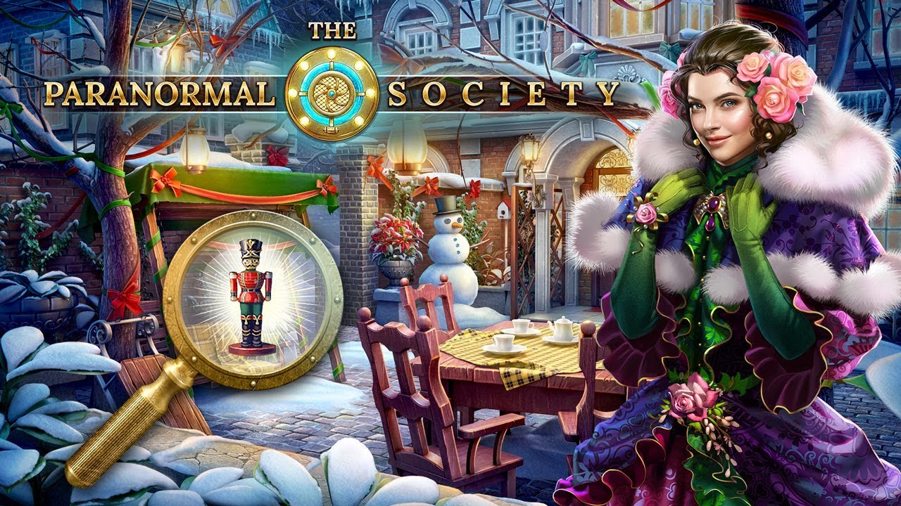 The Paranormal Society™: Hidden Adventure, January 2018
