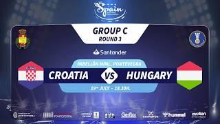 Хорватия до 21 : Венгрия до 21