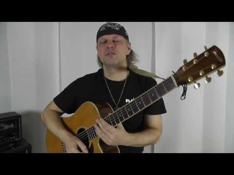Der Dsus2 Akkord    Gitarren Akkordbibliothek