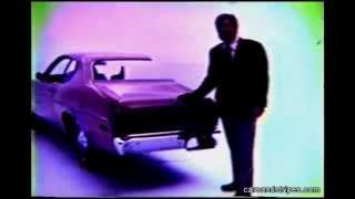 1972 Plymouth Duster - original commercial