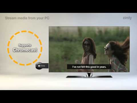 Zimly: Stream media from your PC #1