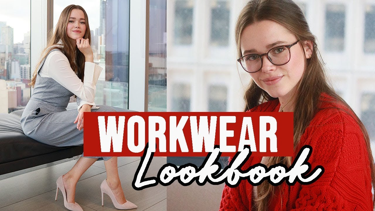 Workwear Lookbook | Office Outfit Inspiration 7