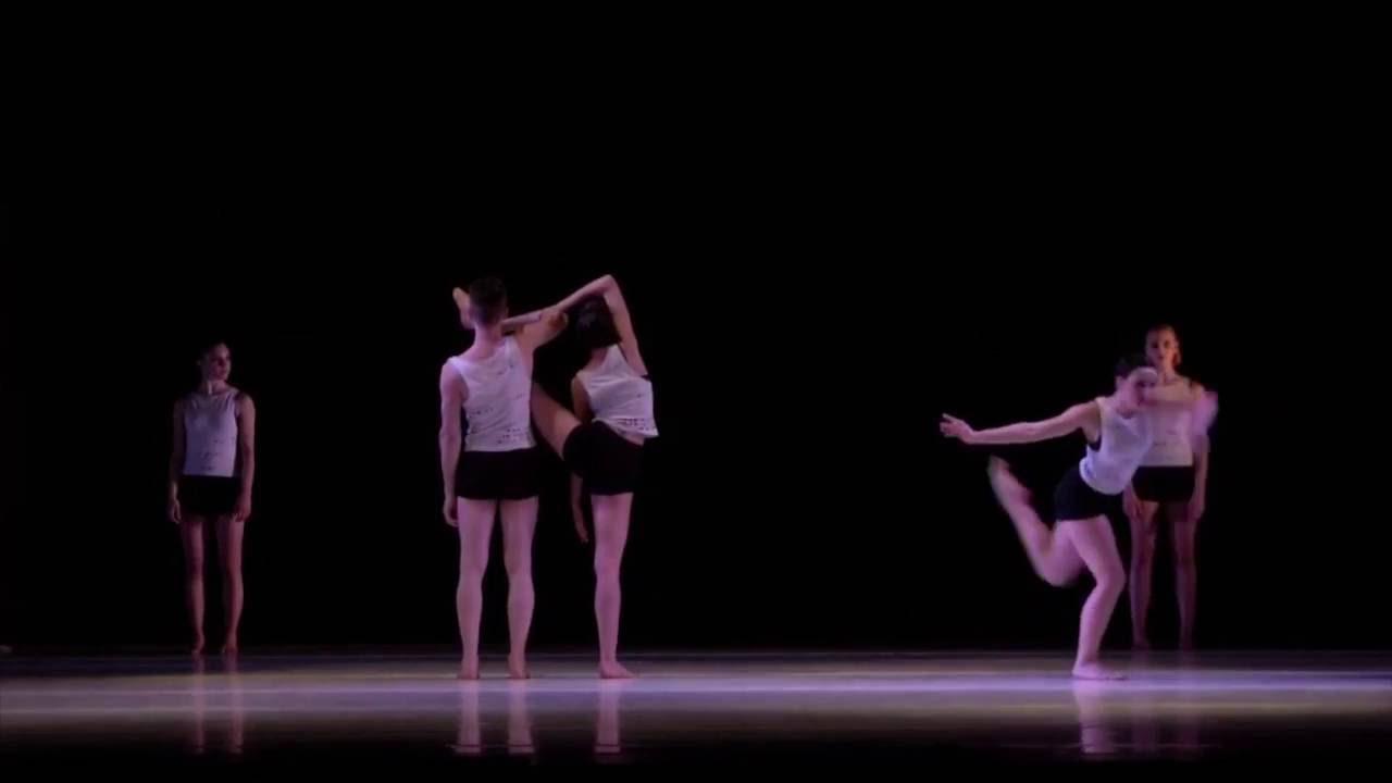 danza contemporanea - contemporary dance Milano Contemporary Ballet ENTITY excerpt