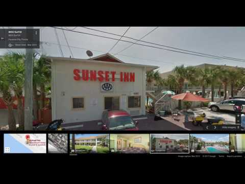 Panama City Beach Sunset Inn Review Springbreak Spring Breakers