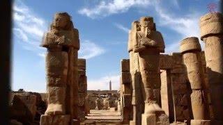 видео Карнакский храм / Египет