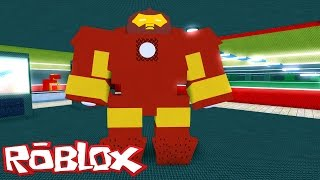 HULKBUSTER - ROBLOX Super Hero Tycoon