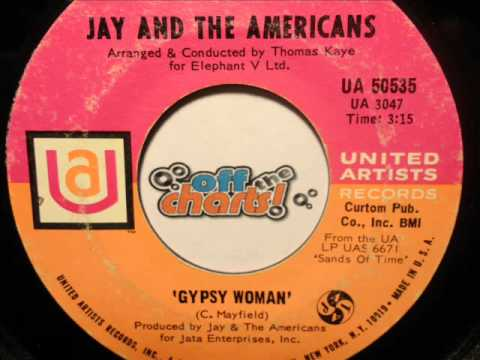 Jay And The Americans - Gypsy Woman ■ 45 RPM 1969 ■ OffTheCharts365